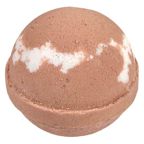 Almond Coconut Bath Bomb.
