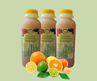 Citrus Splash Herbalade.
