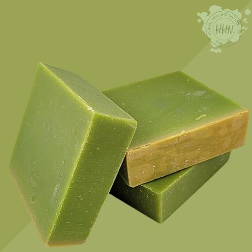 Cool Citrus Basil Soap.