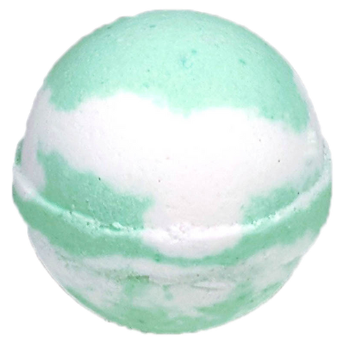 Coconut Lime Bath Bomb.