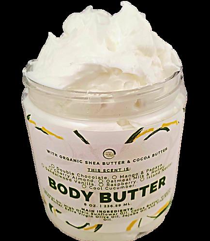 Island Nectar Body Butter.