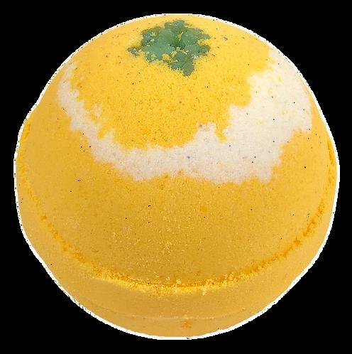 Lemongrass Bath Bomb.