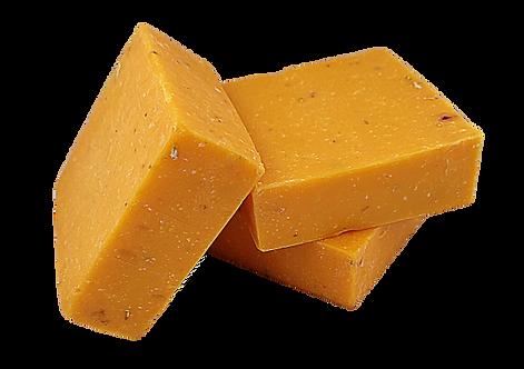 Sweet Peach Tea Scrub Soap.