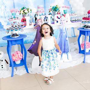 Luisa 3 anos