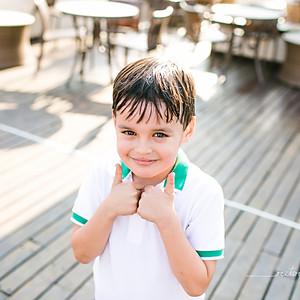 Henrique 7 anos