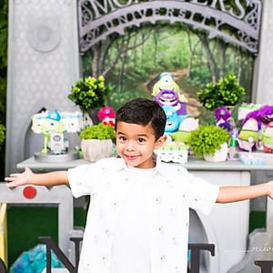 João Pedro 4 anos