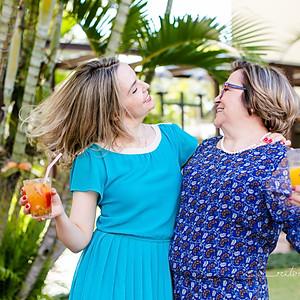 Festa Ana e Erika