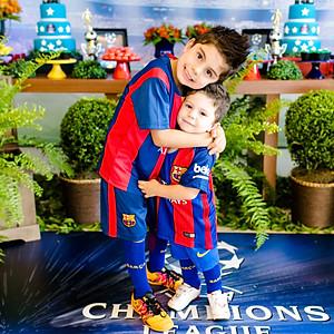 Rafael 6 e Pedro 2