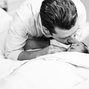 Fotografia do Primeiro Dia de Vida