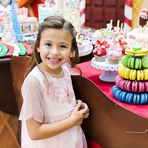 Giovana 7 anos