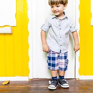 Samuel 3 anos
