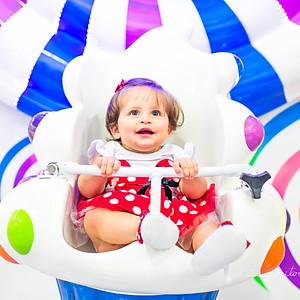Giovanna 1º aninho
