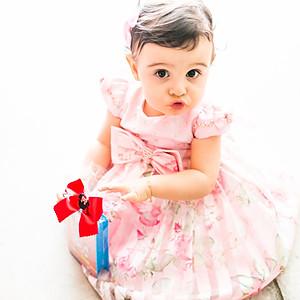 Luísa 1 ano