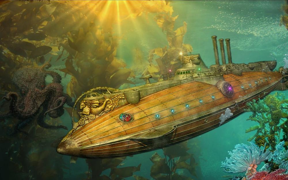 Наутилус корабль