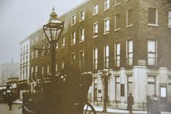BAKER STREET, CIRCA 1880