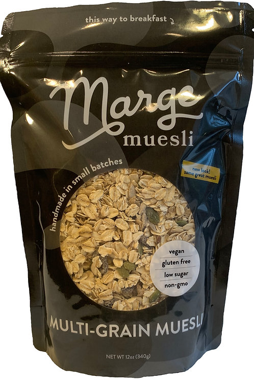 Multi-Grain Muesli