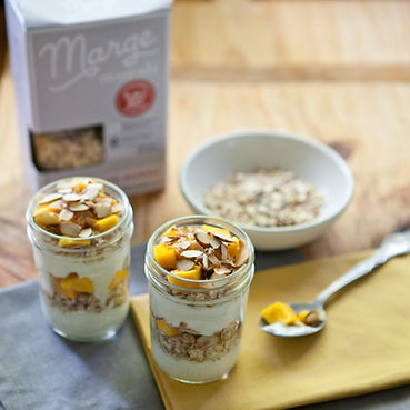 Tropical Muesli Parfait