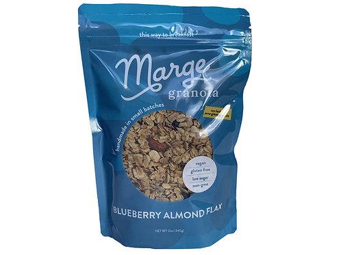 Blueberry Almond Flax