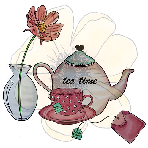 TEA TIME - NEW
