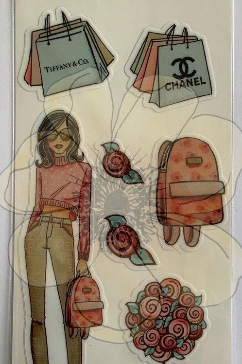Vicky Stickers