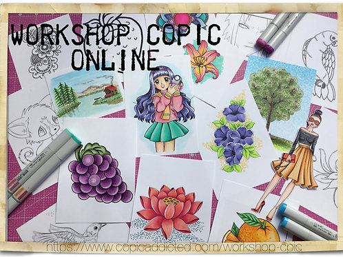 Workshop Copic