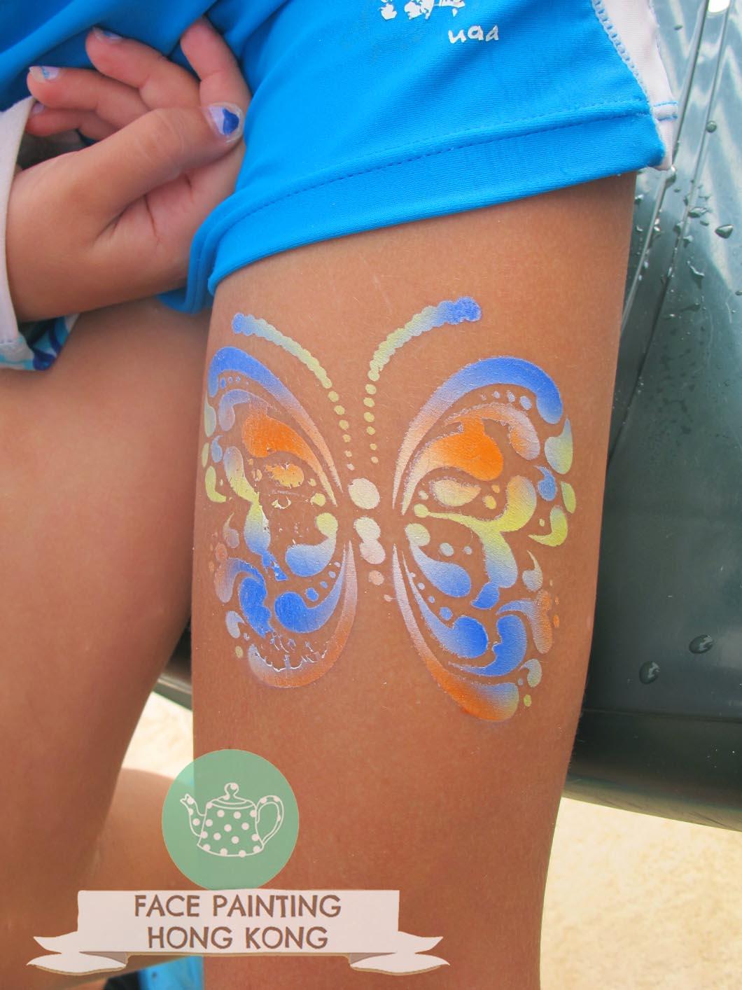 Waterproof Temporary Tattoo