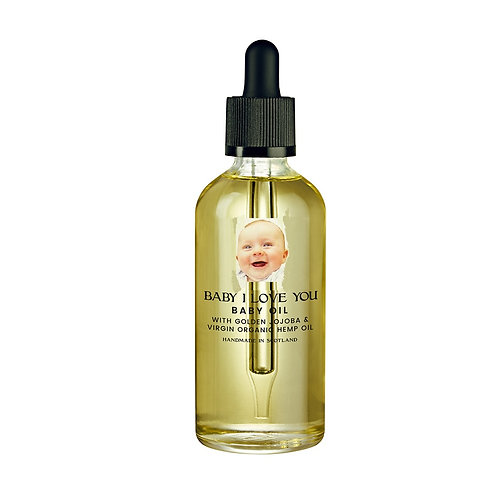 BABY I LOVE YOU-NATURAL BABY OIL
