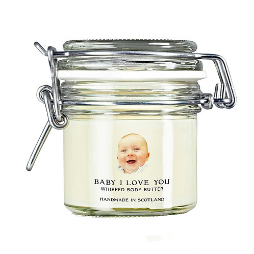 BABY I LOVE YOU-WHIPPED BODY BUTTER
