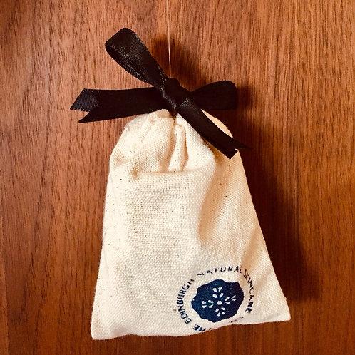 BOX2:コットンリボンバッグ【Sサイズ】