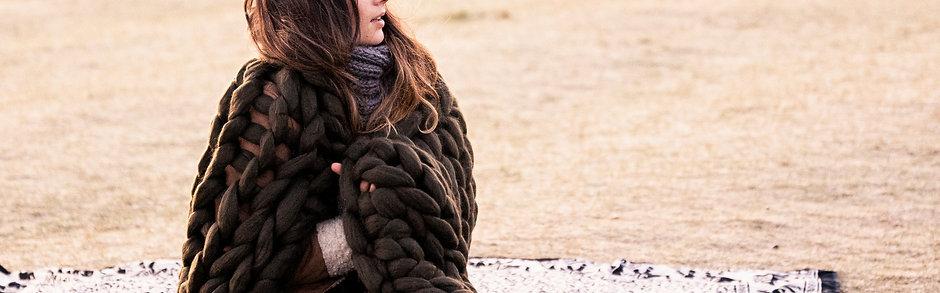 Merino Wul Blanket