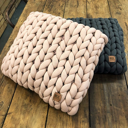 Cotton Wul Cushion
