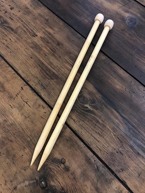 Bamboo Knitting Needles