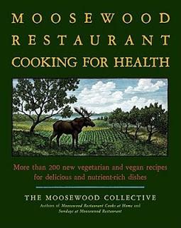 Moosewood Restaurant cookbook