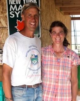 Sue & Claude Braun
