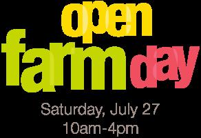 Open Farm Day