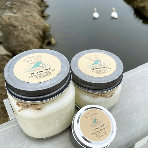 Mill Creek Marsh Soy Candle