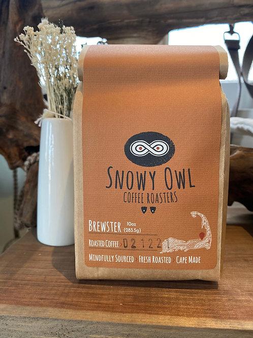 Snowy Owl Brewster Blend Coffee Beans