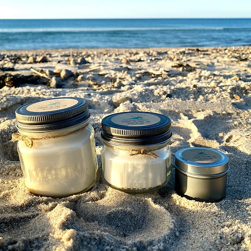 Summer on Cape Cod Soy Candle