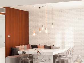 kitchen space architecture by ekky studio archtects
