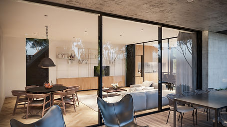 the muse apartment in limassol cyprus residential design by ekky studio architects
