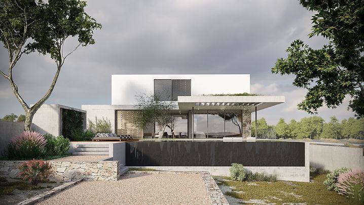5 villas in limassol