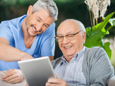 Time with Your Caregiver: It's All in the Planning