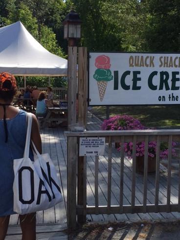 The Quack Shack - Ice Cream