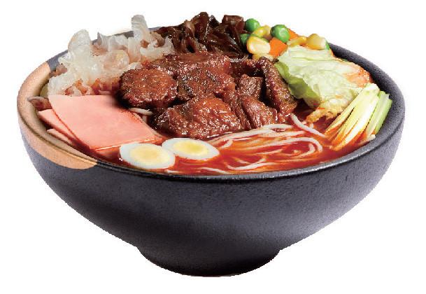 R9 Szechuan Mala Spicy Beef Flank Rice N