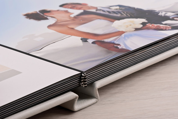 Classic Digital Photo Album with Presentation Box