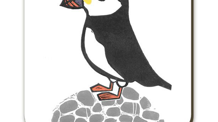 The Puffin Coaster