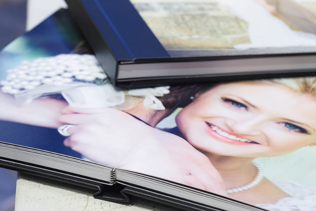 Superior Digital Photo Album with Presentation Box