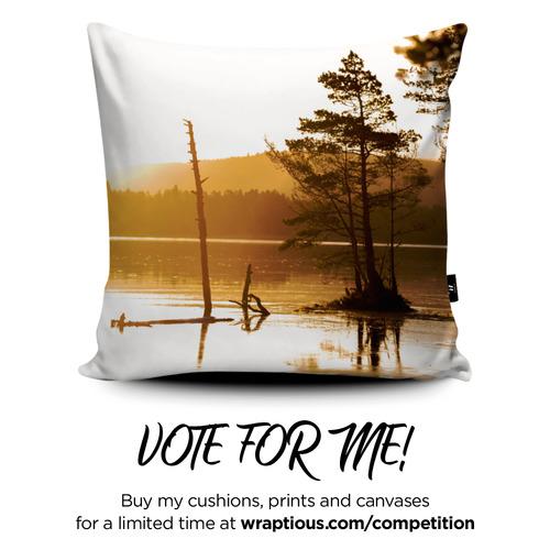 A_VoteForMe_Avienmore Sunrise_ArtPrint c