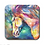 Thumbnail: Chestnut Horse Coaster
