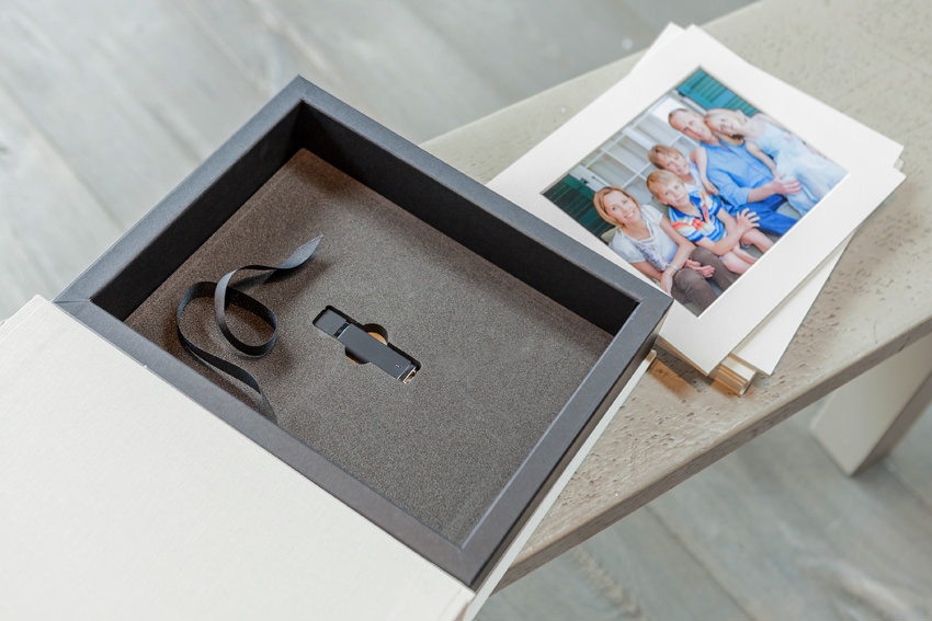 Print Box with USB